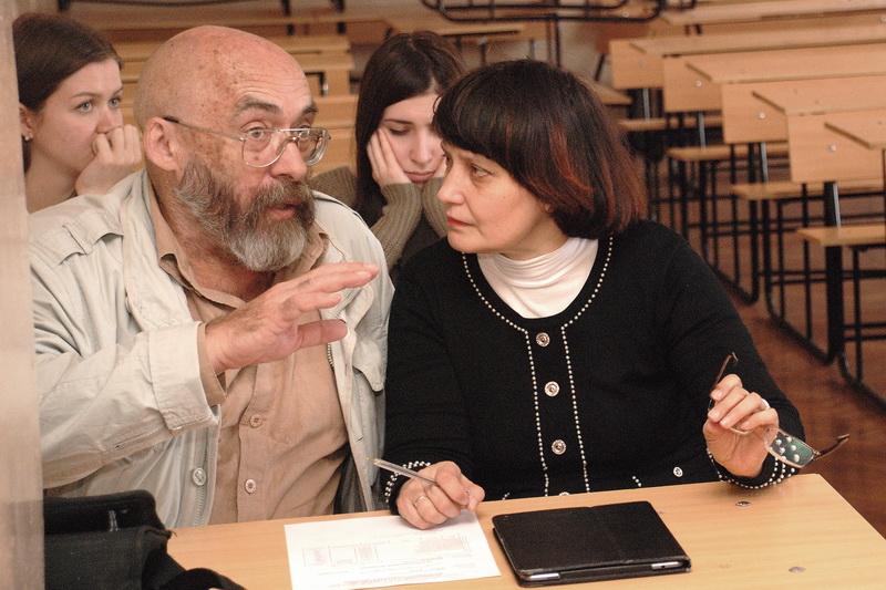 Преподаватель и студентка русские 12 фотография